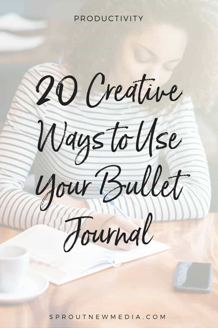 Bullet Journals® are the ultimate planners. Flexible to your needs, easily changed, and no pressure for perfection.
